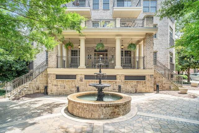 1055 Piedmont Avenue NE #212, Atlanta, GA 30309 (MLS #6781443) :: The Butler/Swayne Team