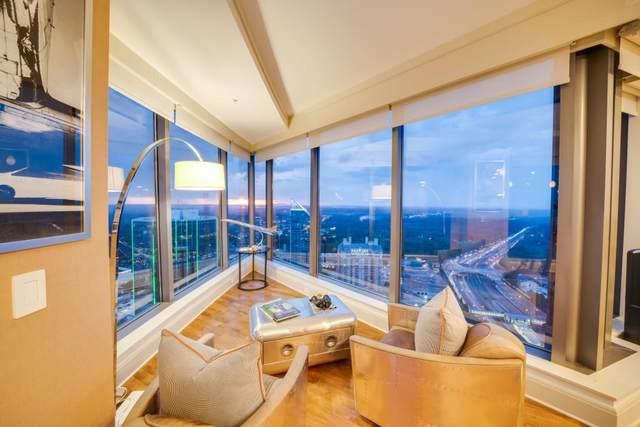 3344 Peachtree Road NE #3201, Atlanta, GA 30326 (MLS #6781527) :: Good Living Real Estate