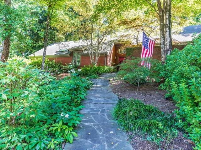 255 Brackenwood Circle, Sandy Springs, GA 30328 (MLS #6781649) :: Scott Fine Homes at Keller Williams First Atlanta