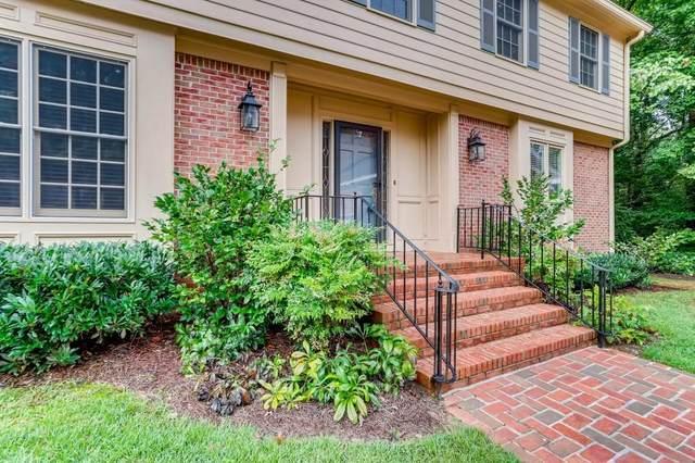 1887 Bedfordshire Court, Decatur, GA 30033 (MLS #6781701) :: Tonda Booker Real Estate Sales