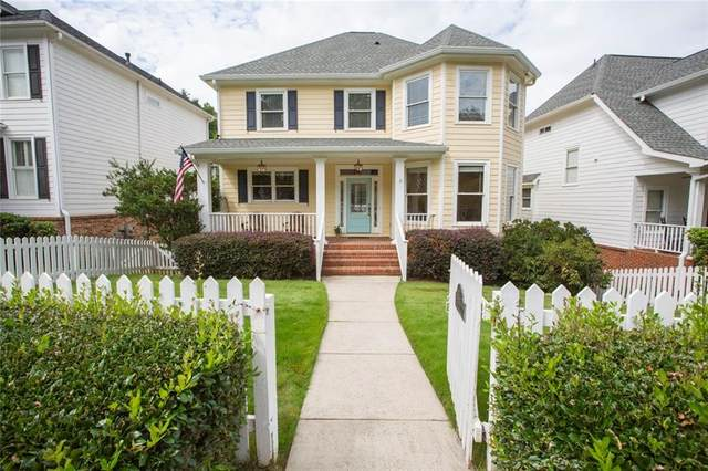 2141 Whittier Place NW, Atlanta, GA 30318 (MLS #6781713) :: Tonda Booker Real Estate Sales