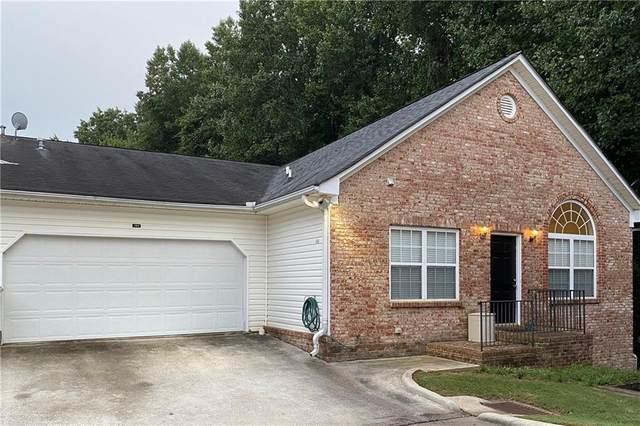 3414 Double Eagle Drive #29, Marietta, GA 30008 (MLS #6781997) :: Kennesaw Life Real Estate