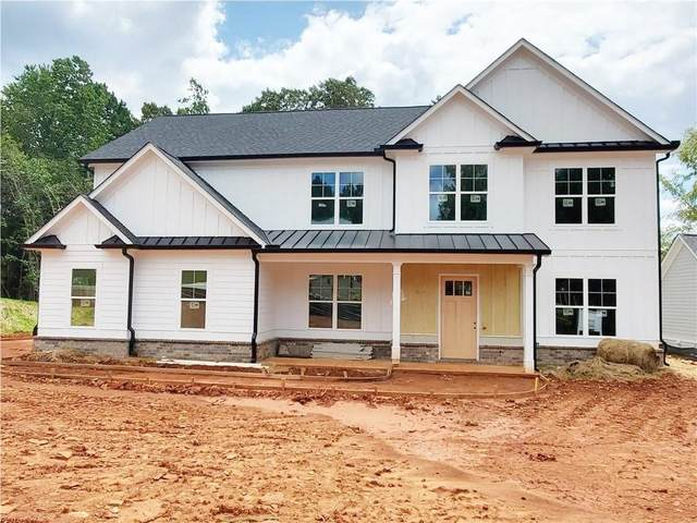2729 Roller Mill Drive, Jefferson, GA 30549 (MLS #6782145) :: The Hinsons - Mike Hinson & Harriet Hinson