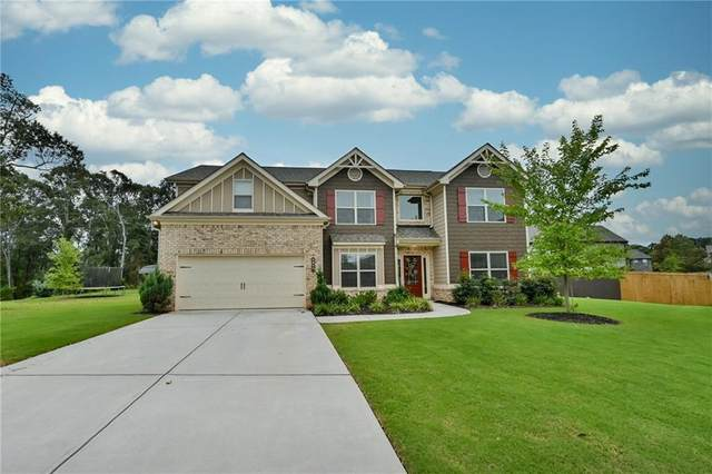 5907 Park Bay Court, Flowery Branch, GA 30542 (MLS #6782184) :: The Cowan Connection Team