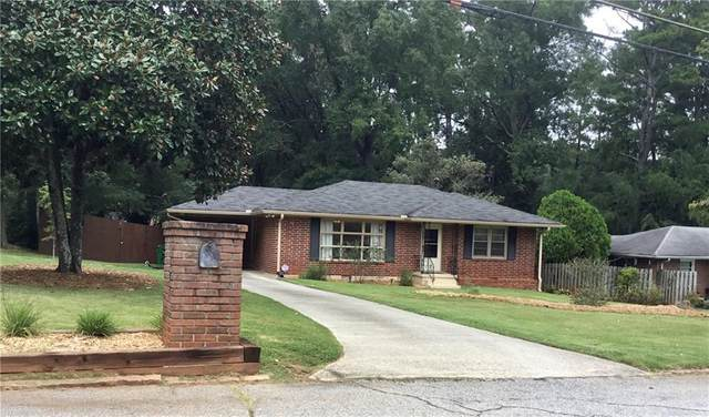 1207 N Valley Brook Road, Decatur, GA 30033 (MLS #6782188) :: Keller Williams