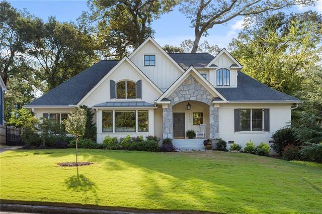 2559 Sharondale Drive, Atlanta, GA 30305 (MLS #6782241) :: The Hinsons - Mike Hinson & Harriet Hinson