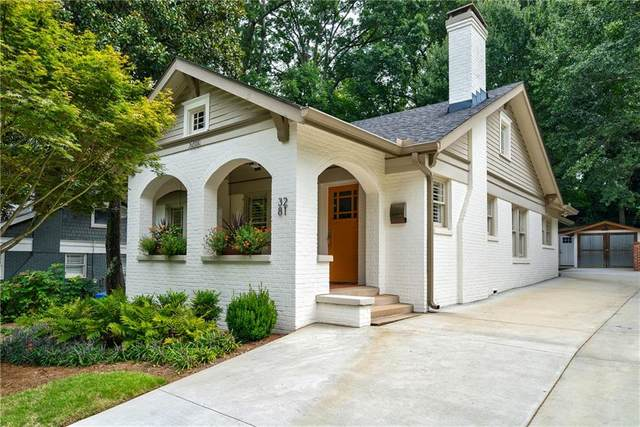 3281 W Shadowlawn Avenue NE, Atlanta, GA 30305 (MLS #6782275) :: North Atlanta Home Team