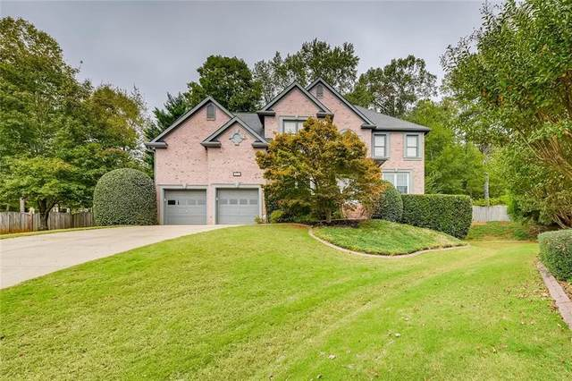 3295 Sunflower Way, Milton, GA 30004 (MLS #6782312) :: North Atlanta Home Team