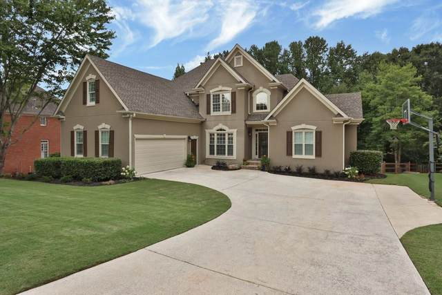 4077 Hickory Fairway Drive, Woodstock, GA 30188 (MLS #6782472) :: The Heyl Group at Keller Williams