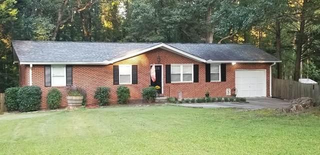 1081 Rabun Drive NW, Lilburn, GA 30047 (MLS #6782516) :: The Heyl Group at Keller Williams