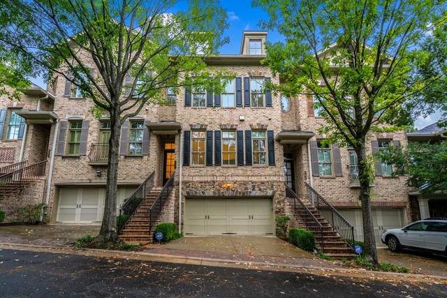 3045 Stone Gate Drive NE, Atlanta, GA 30324 (MLS #6782597) :: The Hinsons - Mike Hinson & Harriet Hinson