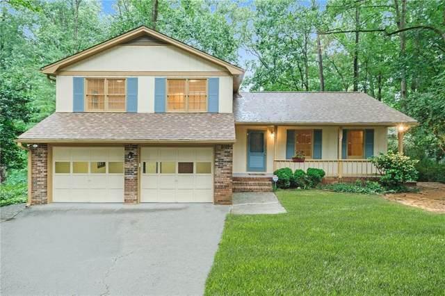 2837 Rosemont Drive, Lawrenceville, GA 30044 (MLS #6782937) :: North Atlanta Home Team