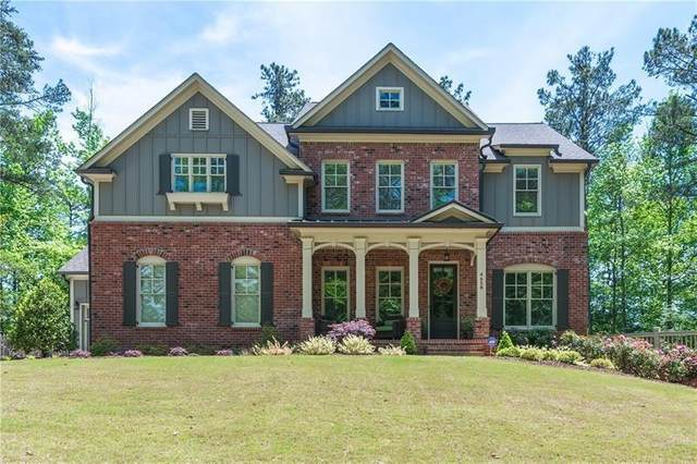 4658 Sandy Plains Road, Roswell, GA 30075 (MLS #6782947) :: North Atlanta Home Team