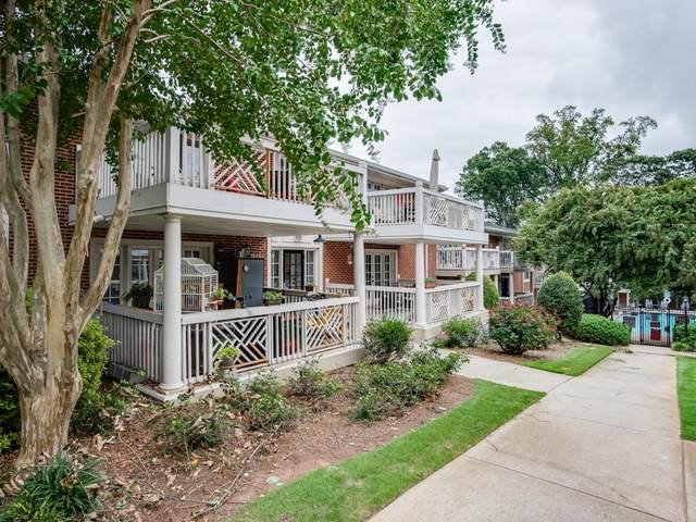 885 Briarcliff Road NE E22, Atlanta, GA 30306 (MLS #6782983) :: Good Living Real Estate