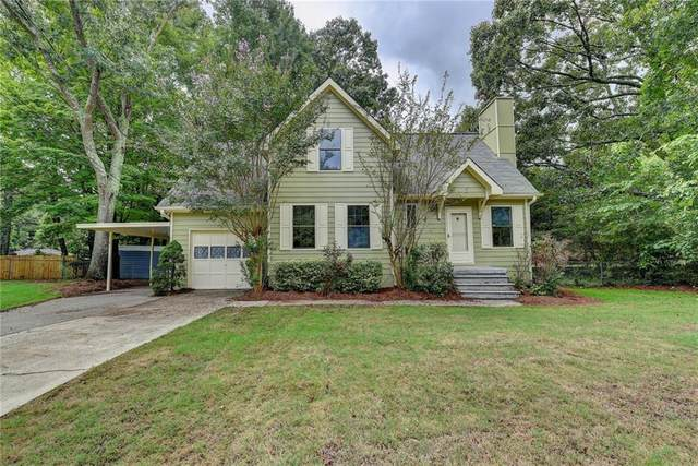 507 Carillon Court, Stone Mountain, GA 30083 (MLS #6783162) :: Tonda Booker Real Estate Sales