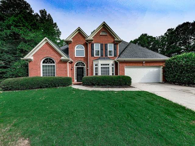 370 Creekside Drive, Alpharetta, GA 30022 (MLS #6783326) :: North Atlanta Home Team