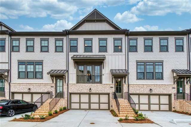 1153 Provence Lane #15, Decatur, GA 30033 (MLS #6783427) :: KELLY+CO