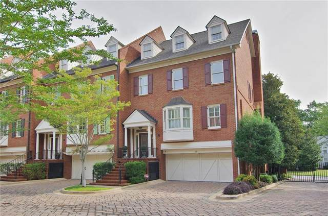 3685 Peachtree Road NE #19, Atlanta, GA 30319 (MLS #6783495) :: North Atlanta Home Team