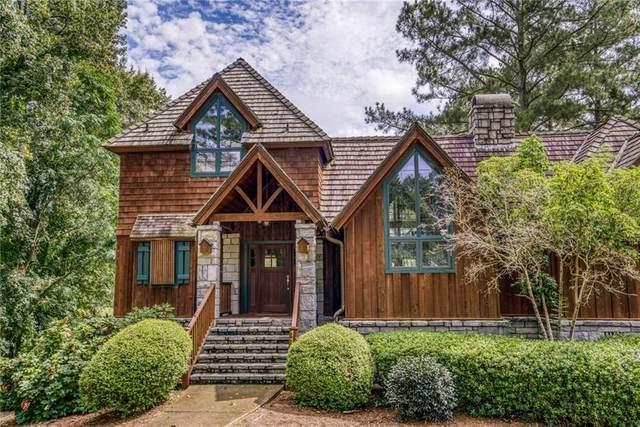 119 Secoffee Drive, Eatonton, GA 31024 (MLS #6783547) :: The Heyl Group at Keller Williams