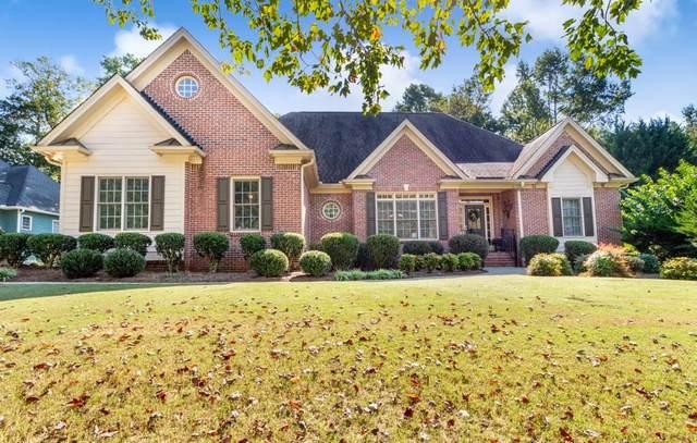 4615 Rose Creek Drive, Cumming, GA 30040 (MLS #6783647) :: Tonda Booker Real Estate Sales