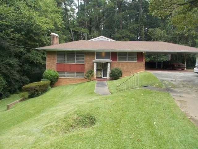 2807 Hedgewood Drive NW, Atlanta, GA 30311 (MLS #6783692) :: North Atlanta Home Team