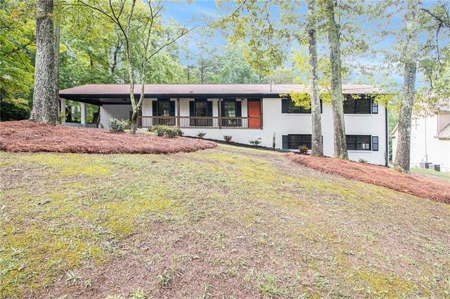 1312 Sherlock Drive, Marietta, GA 30066 (MLS #6783702) :: The Heyl Group at Keller Williams