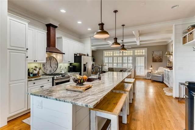 1258 NE Dekalb Avenue NE #125, Atlanta, GA 30307 (MLS #6783779) :: RE/MAX Paramount Properties