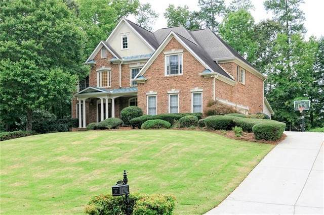 921 Thousand Oaks Bend NW, Kennesaw, GA 30152 (MLS #6783843) :: The Hinsons - Mike Hinson & Harriet Hinson