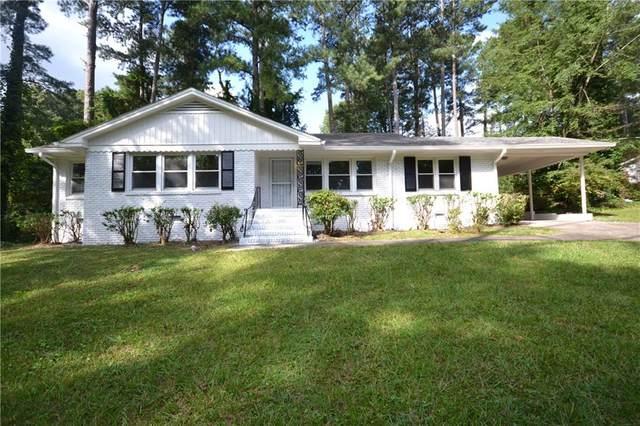 1895 Delowe Drive SW, Atlanta, GA 30311 (MLS #6783890) :: Kennesaw Life Real Estate