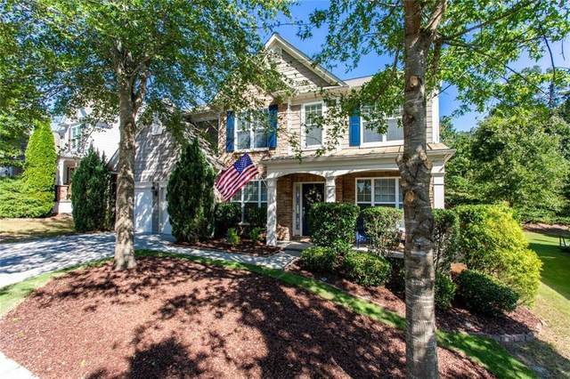 213 Glenwood Drive, Canton, GA 30115 (MLS #6783931) :: The Hinsons - Mike Hinson & Harriet Hinson