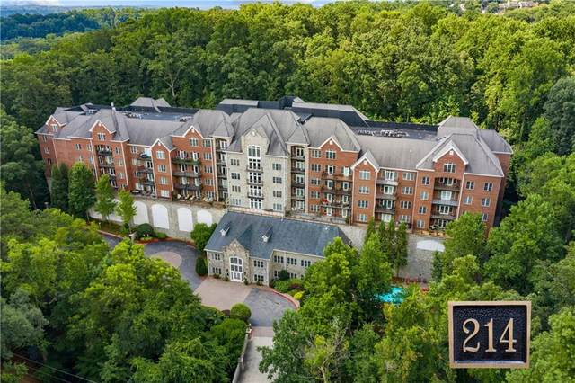 3280 Stillhouse Lane SE #214, Atlanta, GA 30339 (MLS #6784039) :: Lucido Global