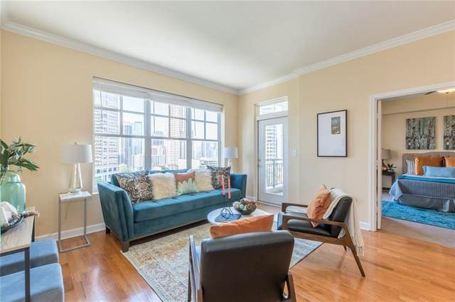 1101 Juniper Street NE #1119, Atlanta, GA 30309 (MLS #6784058) :: Thomas Ramon Realty