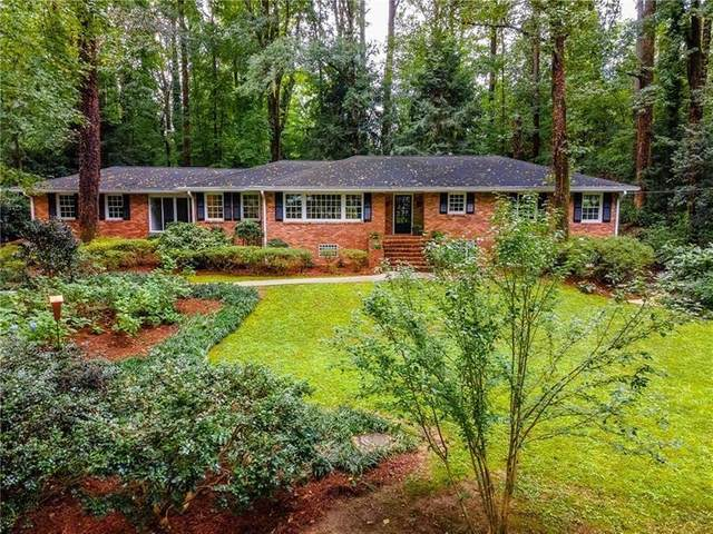 4554 Meadow Valley Drive, Sandy Springs, GA 30342 (MLS #6784060) :: The Heyl Group at Keller Williams