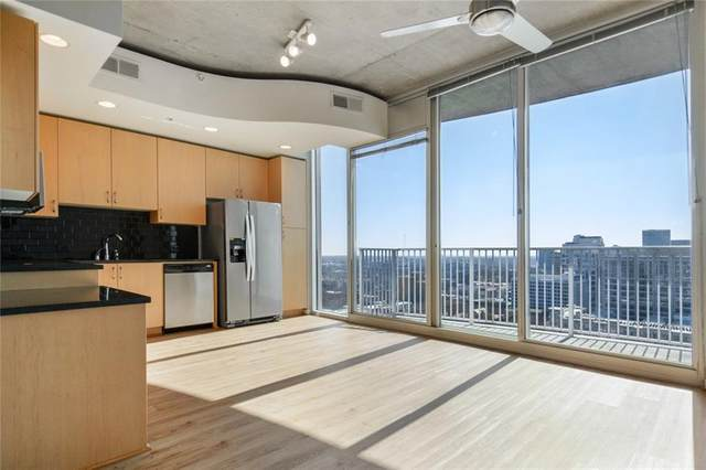 860 Peachtree Street NE #2316, Atlanta, GA 30308 (MLS #6784067) :: The Heyl Group at Keller Williams