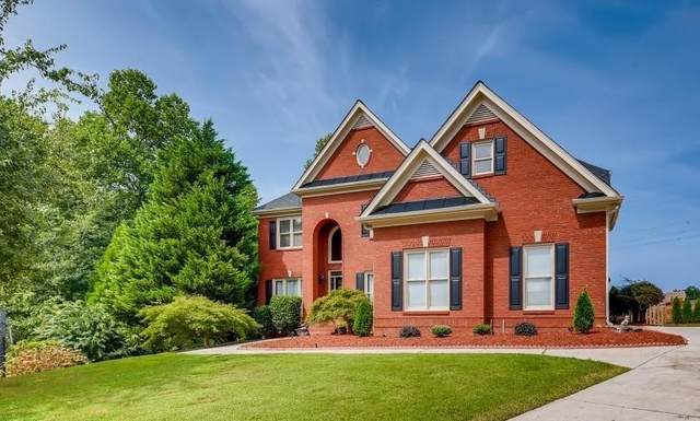2852 Summer Branch Lane, Buford, GA 30519 (MLS #6784089) :: RE/MAX Prestige