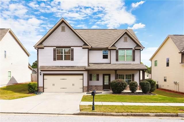 353 Easley Drive, Lawrenceville, GA 30045 (MLS #6784097) :: North Atlanta Home Team