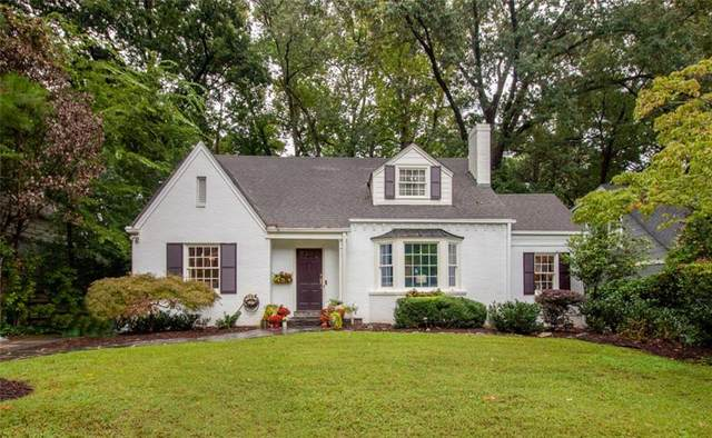 3103 Dale Drive NE, Atlanta, GA 30305 (MLS #6784307) :: Vicki Dyer Real Estate