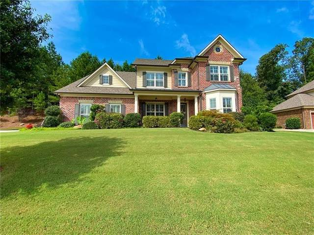 621 Oakbourne Way, Woodstock, GA 30188 (MLS #6784527) :: North Atlanta Home Team