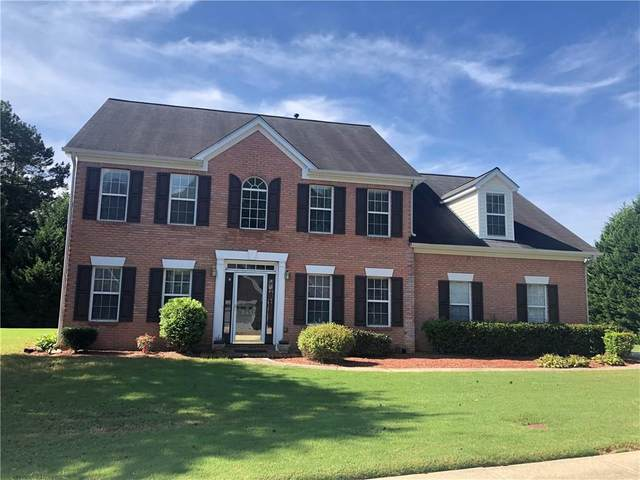 2453 Oak Bluff Drive, Dacula, GA 30019 (MLS #6784554) :: North Atlanta Home Team