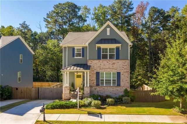 2109 Oak Knob Drive, Decatur, GA 30032 (MLS #6784698) :: Team RRP | Keller Knapp, Inc.