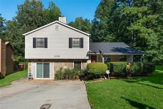 2038 Mallard Way, Lithonia, GA 30058 (MLS #6784791) :: North Atlanta Home Team