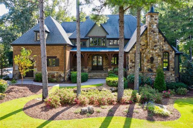 4834 Elkhorn Hill Drive, Suwanee, GA 30024 (MLS #6784811) :: Rock River Realty
