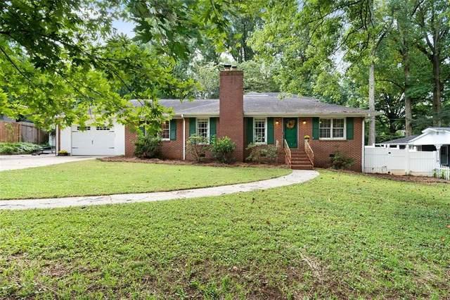 167 Atwood Drive NW, Marietta, GA 30064 (MLS #6784857) :: North Atlanta Home Team