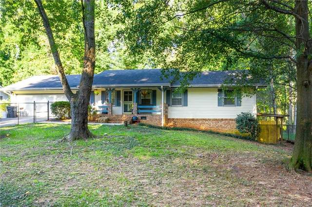 659 Falling Leaf Drive NW, Lilburn, GA 30047 (MLS #6784880) :: North Atlanta Home Team