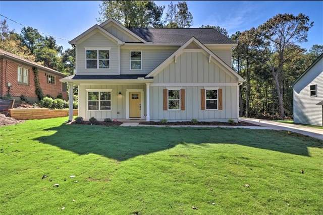 2405 Mcafee Road, Decatur, GA 30032 (MLS #6784950) :: Tonda Booker Real Estate Sales