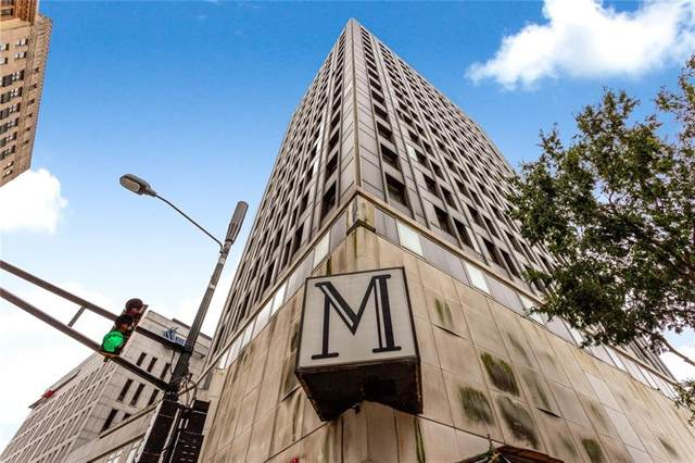 20 Marietta Street NW 6D, Atlanta, GA 30303 (MLS #6784991) :: Keller Williams Realty Cityside