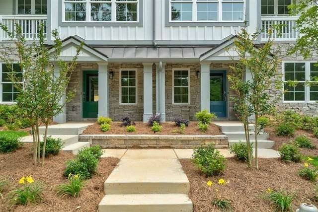 1278 Enidurgh Court #33, Atlanta, GA 30329 (MLS #6785093) :: Compass Georgia LLC
