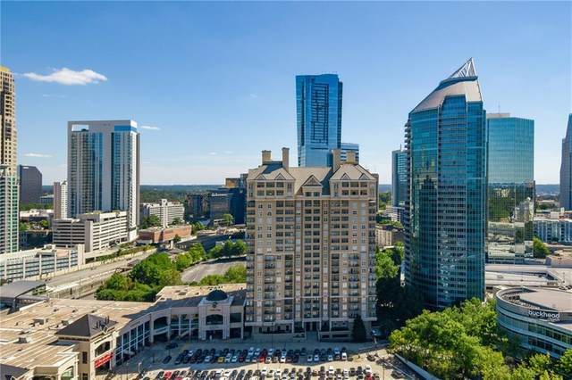 3338 Peachtree Road NE #2005, Atlanta, GA 30326 (MLS #6785221) :: The Zac Team @ RE/MAX Metro Atlanta
