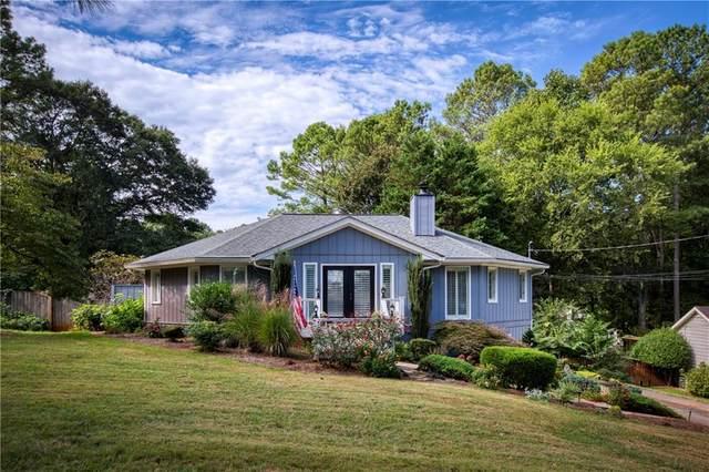 490 Buckingham Circle, Marietta, GA 30066 (MLS #6785251) :: North Atlanta Home Team