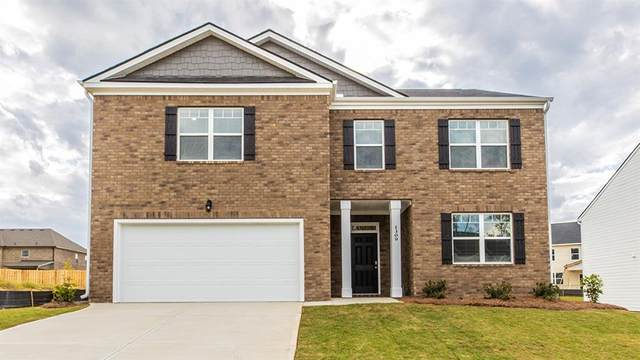 4021 Lilly Brook Drive, Loganville, GA 30052 (MLS #6785390) :: The Realty Queen & Team